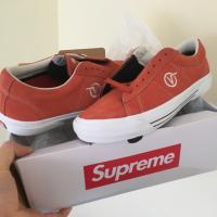 Vans X Supreme Sid Pro Burnt Orange UK9 | Image 3