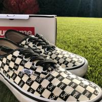 Supreme checkerboard vans | Image 1