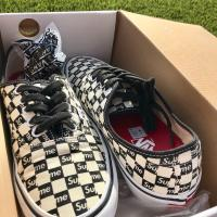 Supreme checkerboard vans | Image 2
