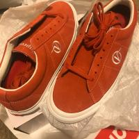 Supreme X Vans Sid Pro Burnt Orange | Image 3