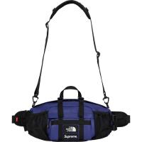 SupremeThe North Face Leather Mountain Waist Bag | Image 1