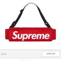 Red supreme  hand warmer | Image 1