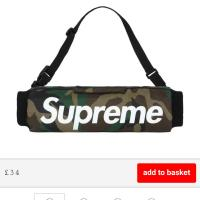 Supreme hand warmer Camo IN HAND | Image 4