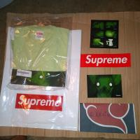 Supreme x Chris Cunningham Chihuahua Tee Size Small Pale Mint | Image 1