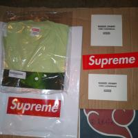 Supreme x Chris Cunningham Chihuahua Tee Size Small Pale Mint | Image 2