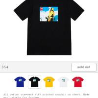 Supreme The North Face Photo Tee | Image 3