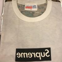 SUPREME CDG BOX LOGO SS13 DIGITAL CAMO TSHIRT Sz MEDIUM | Image 2