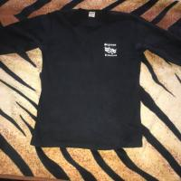 Supreme Productions Long Sleeve T Shirt Black Large Worn once | Image 1