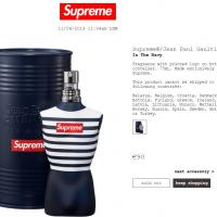 Supreme Jean Paul Gaultier Le Male In The Navy 75ml | Image 1