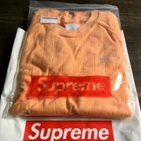 SUPREME STRIPED TERRY TOP | Image 2