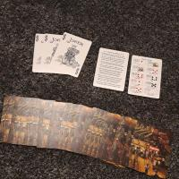 Bicycle Street Scene Playing Cards | Image 2