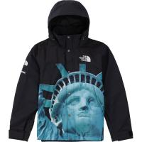 Supreme The North Face Statue of Liberty Mountain Jacket Black FW19 XL | Image 3