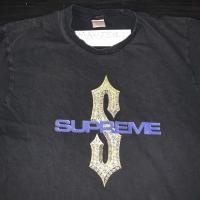 Supreme diamond tee black | Image 1