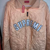 Supreme puffer half zip NEW WITH TAGS | Image 1
