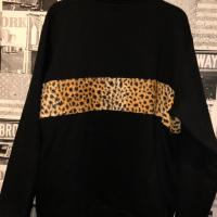 Supreme half zip leopard fleece | Image 2