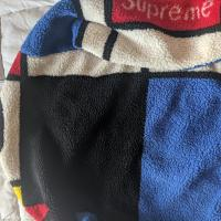 Supreme Reversible Colorblocked Jacket Red Size S | Image 4