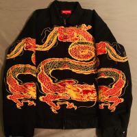Supreme dragon work jacket L | Image 1